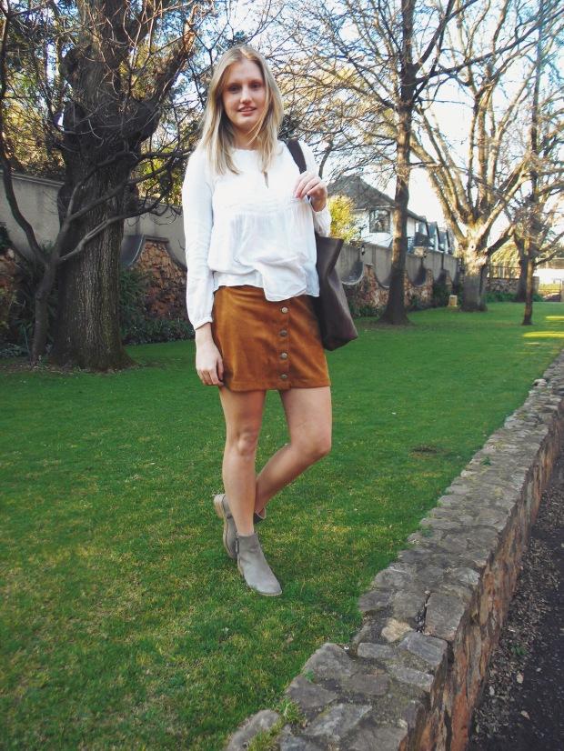70s mini skirt