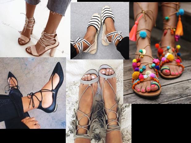 lace up shoe trend 2015